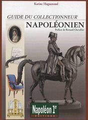 Guide du collectionneur napoléonien - Couverture - Format classique