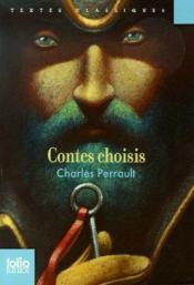 Contes choisis - Couverture - Format classique