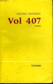 Vol 407. - Couverture - Format classique