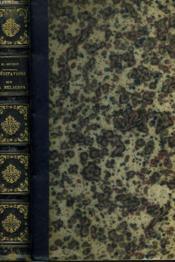 Meditations Sur L'Essence De La Religion Chretienne - Couverture - Format classique