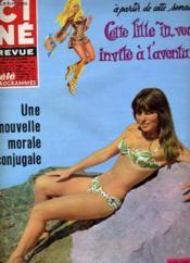 Cine Revue - Tele-Programmes - 48e Annee - N° 8 - 7 Secondes En Enfer - Couverture - Format classique