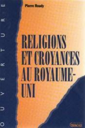 Les religions anglaises - Couverture - Format classique