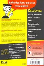 La Gravure Des Cd Et Des Dvd Pour Les Nuls - 4ème de couverture - Format classique