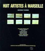 Huit artistes a marseille - Couverture - Format classique