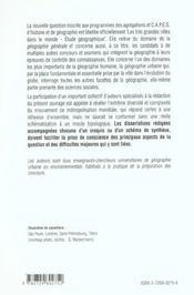 Les Tres Grandes Villes Dans Le Monde En Dissertations Corrigees - 4ème de couverture - Format classique