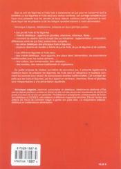 Sante Par Les Fruits Et Les Legumes - 4ème de couverture - Format classique