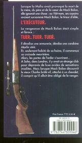 Executeur 6 Assaut Sur Soho - 4ème de couverture - Format classique