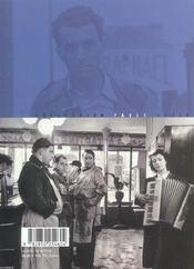 Robert doisneau - 4ème de couverture - Format classique