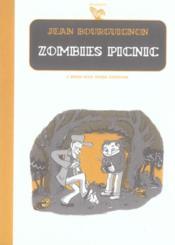 Zombies picnic - Couverture - Format classique