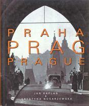 Prague (praha Prag) - Intérieur - Format classique