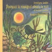 Pourquoi Le Rossignol Chante La Nuit - Couverture - Format classique