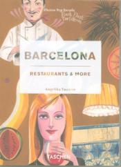 Barcelona Restaurants & More - Couverture - Format classique