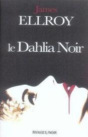 Le dahlia noir - Couverture - Format classique