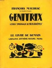 Gentrix. 43 Bois Originaux De Desligneres. Le Livre De Demain N° 66. - Couverture - Format classique