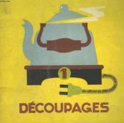 Decoupages N° 1. Les Albums Du Pere Castor. - Couverture - Format classique