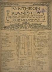 Oeuvres Pour Piano N° 253 : Canzonetta - Rondo En Sol Mineur. - Couverture - Format classique