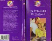 Un étranger de passage - Couverture - Format classique