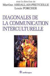 Diagonales de la communication interculturelle - Couverture - Format classique
