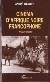 Cinema D'Afrique Noire Francophone - Intérieur - Format classique