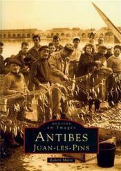 Antibes, Juan-les-Pins - Couverture - Format classique