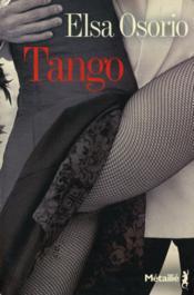 Tango - Couverture - Format classique
