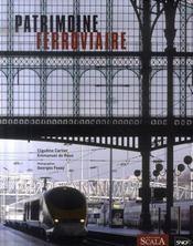 Patrimoine ferroviaire - Intérieur - Format classique