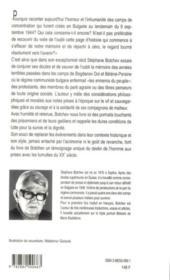 Béléné ; souvenirs du Goulag bulgare - 4ème de couverture - Format classique