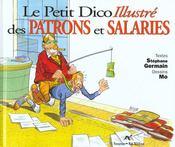 Le Petit Dico Des Patrons Et Des Salaries - Intérieur - Format classique