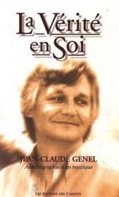 Verite En Soi - Autobiographie - Couverture - Format classique