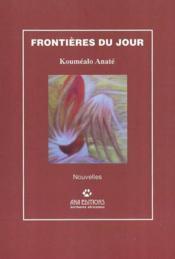 Frontieres Du Jour - Couverture - Format classique