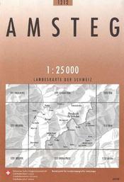 Amsteg - Couverture - Format classique
