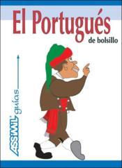 El portugués bolsillo - Couverture - Format classique