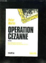 Operation Cezanne. - Couverture - Format classique