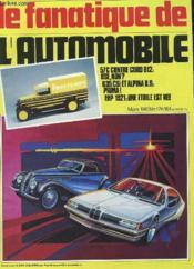 Le Fanatique De L'Automobile N°174 - Etude Pour La Serie 6 De Bmw - Couverture - Format classique
