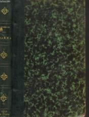 Miarka. La Fille A L'Ourse - Couverture - Format classique