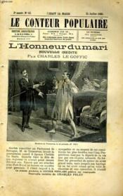 L'honneur du mari - Couverture - Format classique