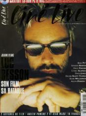 CINE LIVE - N° 29 - JEANNE D'ARC, Luc BESSON: son film, sa bataille - Couverture - Format classique