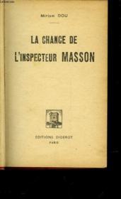 La Change De L'Inspecteur Masson - Couverture - Format classique