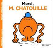 Merci, Monsieur Chatouille - Couverture - Format classique