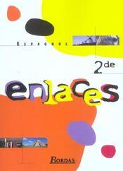 ENLACES ; ENLACES (édition 2004) - Intérieur - Format classique