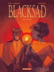 Blacksad T.3 ; âme rouge - Couverture - Format classique