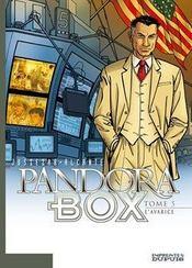 Pandora box T.5 ; l'avarice - Intérieur - Format classique