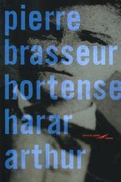 Hortense Harar Arthur - Intérieur - Format classique