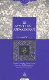 Symbolisme astrologique - Couverture - Format classique