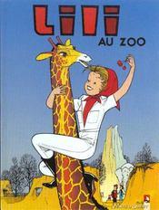 Lili t.8 ; Lili au zoo - Intérieur - Format classique