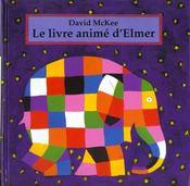 Le livre animé d'Elmer - Intérieur - Format classique