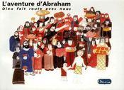 L'Aventure D'Abraham - Livre Enfant - Couverture - Format classique