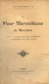 La fleur merveilleuse de Woxindon - Couverture - Format classique