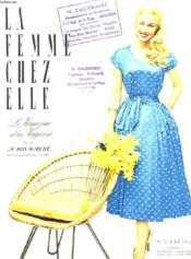 La Femme Chez Elle, Le Magazine D'Un Magasin, N° 7, Ete 1957 - Couverture - Format classique