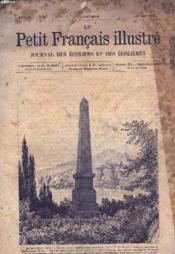 Le Petit Francais Illustre. Journal Dees Ecoleiers Et Des Ecolieres N° 4, 23 Mars 1889. - Couverture - Format classique